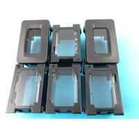 Quality ABS / PC Bi Injection Molding , 2 Shot Molding Process For Device Window for sale