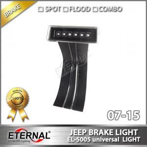 Quality offroad LED tail brake light signal lamp 4x4 universal for Wrangler Rubicon JK 07-15 TJ CJ YJ JKU LED brake red light for sale