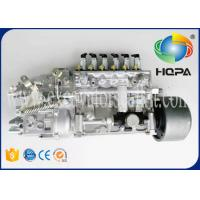 Buy cheap 6HK1-XQA Hitachi ZX330-1 Fuel Injection Pump , 1156033343 High Pressure Fuel from wholesalers