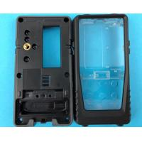 Quality 50 Shore Grade TPE 2 Shot Molding , Co Injection Molding With Transparent PC Resin for sale