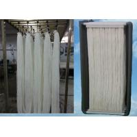 China PVC PES Reinforced PVDF Hollow Fiber Filter Membrane For Laboratory Or Industry on sale