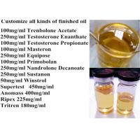 Quality Testosterone Enanthate 250 Test Enanthate 250 mg/ml Homebrew  Injectable Oil Free Sample for sale