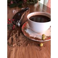 Quality Dried Dark Brown Natural Cocoa Powder IS022000 ≥99% Fineness FIRST for sale