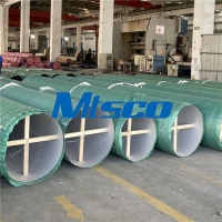 Quality ASTM A790 S32750 Pickling Annealing Surface Duplex Steel Pipe for sale