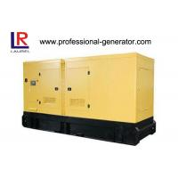 Quality 50 Hz / 60 Hz Quiet Type Gensets Perkins Engine Power with Silent Canopy for sale