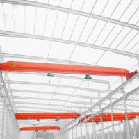 Quality Double Girder Bridge Overhead Crane A3 - A8 QD Wire Rope Sling High Efficient for sale