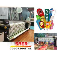 Quality Flags Printers Banners Stands Mesh Fabric Printing Machine Displays Printers for sale
