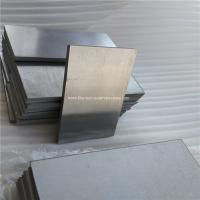 Quality 8mm thickness Ti  GR5 Grade5 Titanium alloy metal plate sheet wholesale price for sale