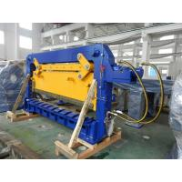 Shearing Steel Crop Shear for Cutting Bars / Profile Metals in Rolling Mill Process