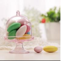 Quality lampshade shape  sweet  food andy  cake chocolate plastic packaging containers for sale
