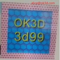 Quality OK3D fly eye lens images Lenticular Print with fly eye lens 3d dot lenticular lens sheet printing services for sale
