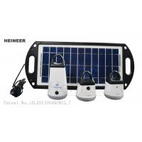 Quality Heineer M8 Solar Lighting Series,Solar Lanterns,can charge mobile phone,ipad for sale