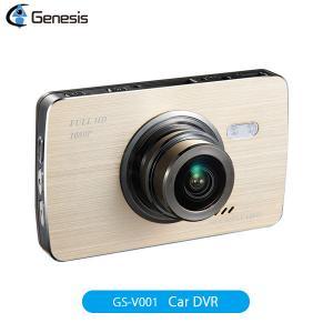 China Top selling G-sensor,GPS optional manual car HD DVR camera GS-V001 on sale