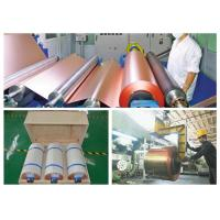 Buy cheap 25um LP  Ed Copper For FPC , ​High Temperature Resistance Copper Foil Roll from wholesalers