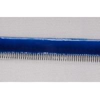 Quality Vacuum Belt Filter Press Cloth Double Layer PP Filtration Belt With Metal Clipper for sale