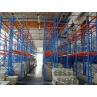 Quality Pallet Racking Double Deep Pallet Rack Organized Storage Customized for sale
