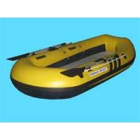 Quality 2.0mm  durable PVC fabric Rafting Boat  DB20 with fixing kit for water park for sale