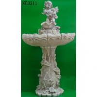 China polyresin water fountain on sale