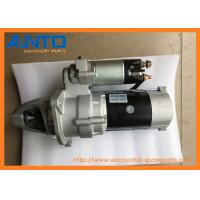 Buy cheap 600-813-3661 6D105 7.5KW Starter Motor For PW200-1 Excavator Engine Spare Parts from wholesalers