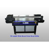 Quality 1200dpi Furniture Flatbed  Wood UV Printer With Ricoh GEN5 Print Head for sale