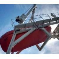 Quality 16 Persons Free Fall/Enclosed Life Boat and 55kn Davit for sale