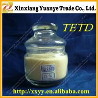 China widely used rubber accelerator TETD made in china on sale