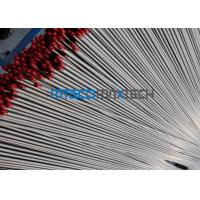 Quality EN10216-5 TP321 / 321H Stainless Steel Seamless Tube Fixed Length for sale