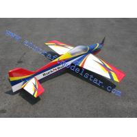 China F3A 30cc Professional balsa wood rc plane model manufactory,77in rc gas model plane on sale