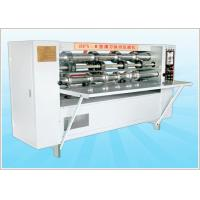 Quality Thin Blade Slitter Scorer, Rotary Slitting + Scoring for sale