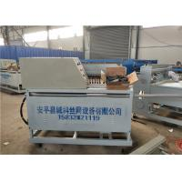 Quality PLC Wire Mesh Spot Welding Machine For Weld Mesh Sheets , Mesh Fence Panel for sale