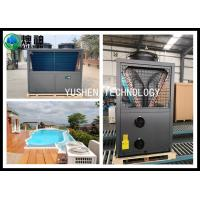 Quality Energy Efficient Swimming Pool Air Source Heat Pump 25 HP Compressor for sale