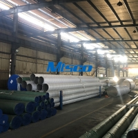 Quality Annealed Pickling ASTM A358 TP316/316L Stainless Steel Welded Pipe for sale