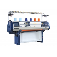 Quality Single System Home Use Hat 12G Flat Knitting Machine for sale