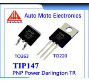 China TIP147 NPN PNP Power Darlington Transistor IC TIP 142 on sale