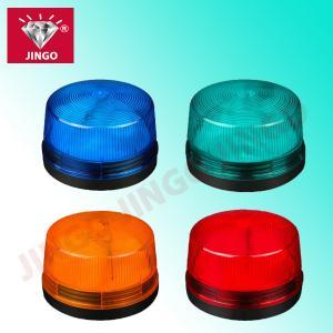 Quality Conventional fire alarm system 24V strobe flash light blue color for sale