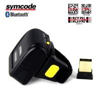 Bluetooth Ring Scanner / 2D Barcode Scanner Improve Distribution Operational Efficiency