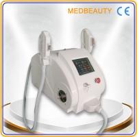 Quality Portable ipl shr laser with double handles IPL02C for sale