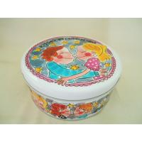 Quality OEM Dia 15cm Cylinder Scented Tin Can Candles for Holiday for sale