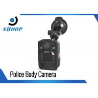 China Infrared Police Wearing Body Cameras , DVR Body Worn Camera With Night Vision on sale