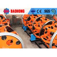 Quality High Speed Cable Armouring Machine , Steel Automated Tape Laying Machine for sale