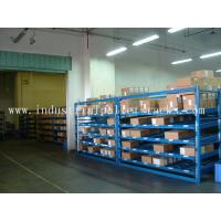 Quality Live Flowing Racking Carton Flow Rack  Light Duty Rotation Warehouse Storage System for sale
