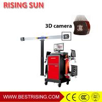 China 3D camera rear end alignment equipment for garage on sale