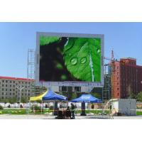 Quality Smd Outdoor P10 High Definition Led Display , Outdoor Led Display Board 14-16 Bit for sale