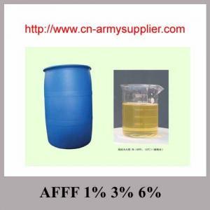 China Wholesale AFFF 1% 3% 6% Aqueous Film Forming Compound Foam Extinguishing Agent on sale