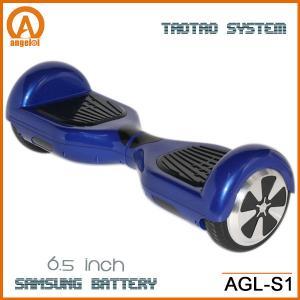 China 6.5 inch 2 wheel balance electric scooter 36V 10km / h balance drifting scooter on sale