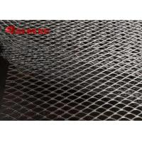 Buy cheap Stainless Steel Stretched Sheet Decorative Flattened Expanded Mesh AISI304 And from wholesalers