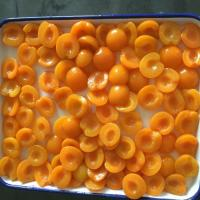 Quality FDA Certified Fresh Canned Fruit Canned Apricots Halves In Syrup From Origin for sale