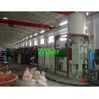 Quality Plastic HDPE Pipe Extrusion Line For PPR Cold / Hot Water Pipes , Diameter 63 - 250mm for sale