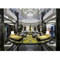Quality European Hotel Lobby Furniture , Modern Lobby Furniture SGS Certification for sale
