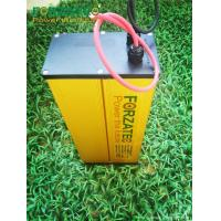 Quality 24V Lifepo4 Battery Solar Street Light Power Storage Eco Friendly Materials for sale